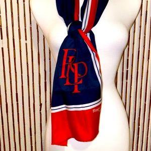 Vintage Roger L Paris scarf